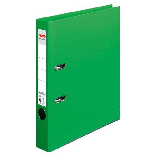 Ordner A4 max.file protect hellgrün von Herlitz