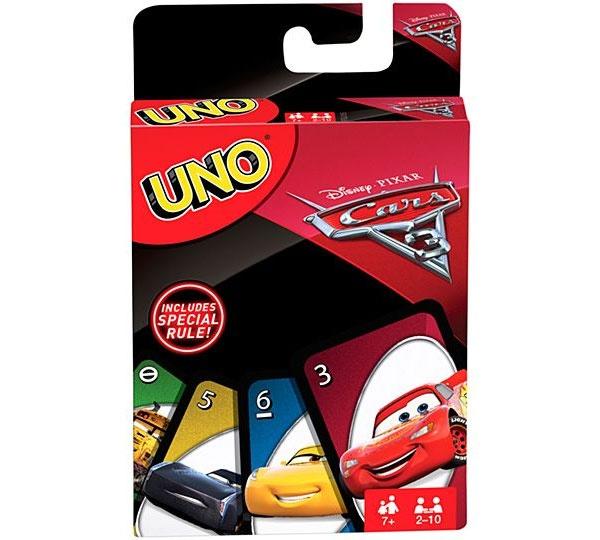 Cars3 Uno Special