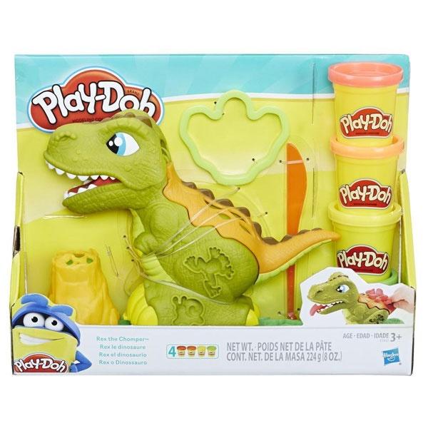 Play Doh Rex der Dinosaurier