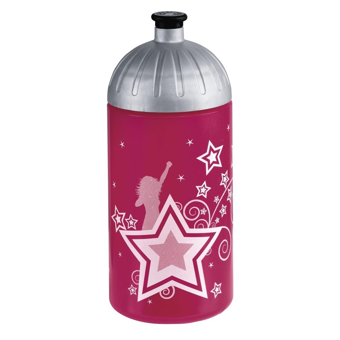 Step by Step Popstar Trinkflasche