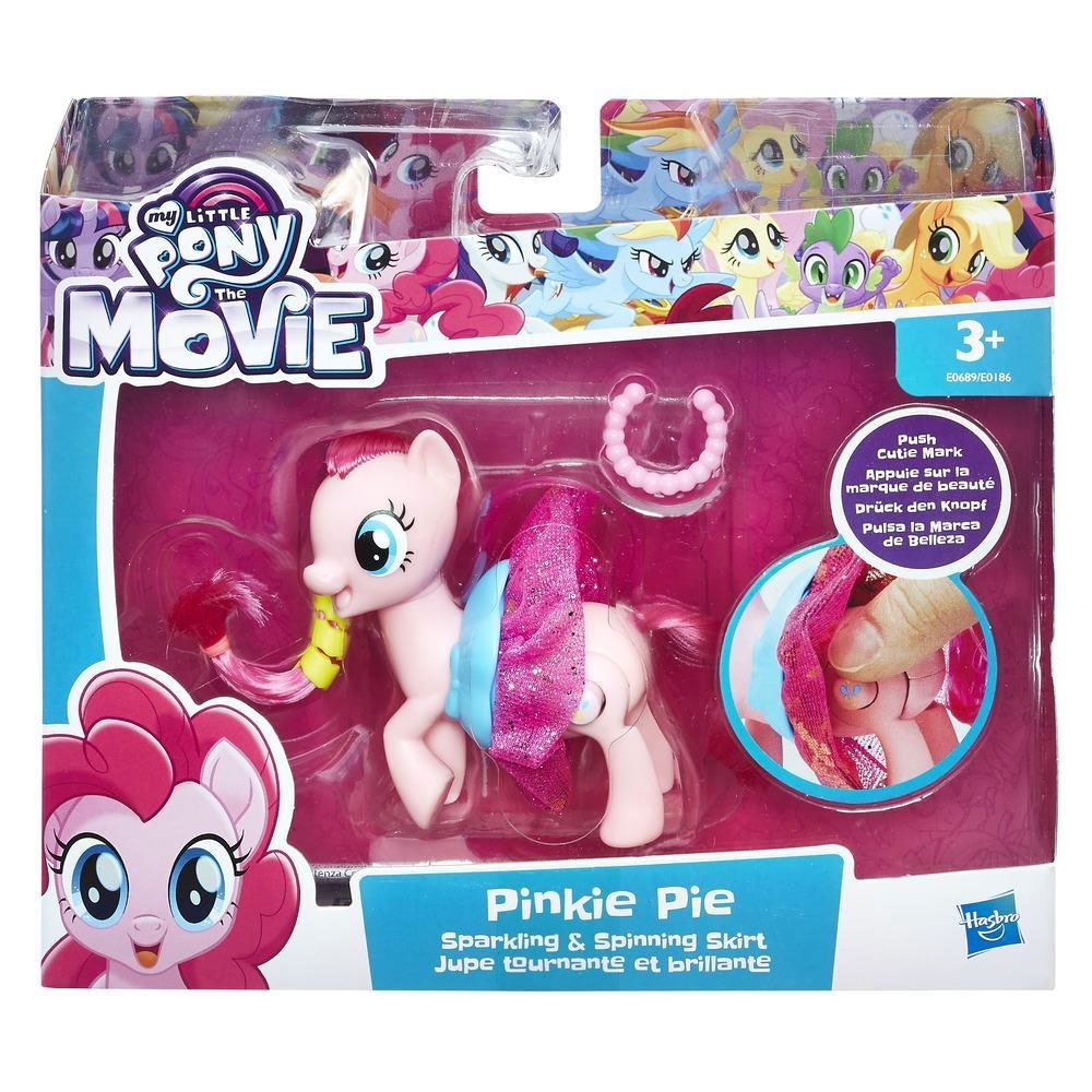 My Little Pony Wirbelrock Pony Pinkie Pie