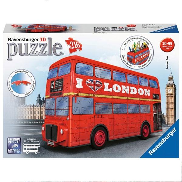 Ravensburger 3D-Puzzle London Bus