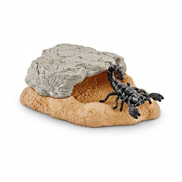 Schleich Wild Life Skorpionhöhle 42325