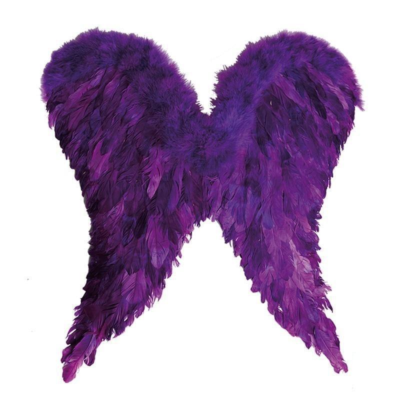 Engelsflügel lila