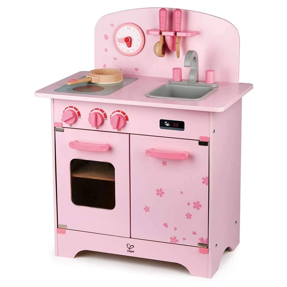 Spielküche Kirschblüte Kinderküche aus Holz von Hape
