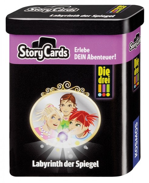 Story Cards !!! Labyrinth der Spiegel