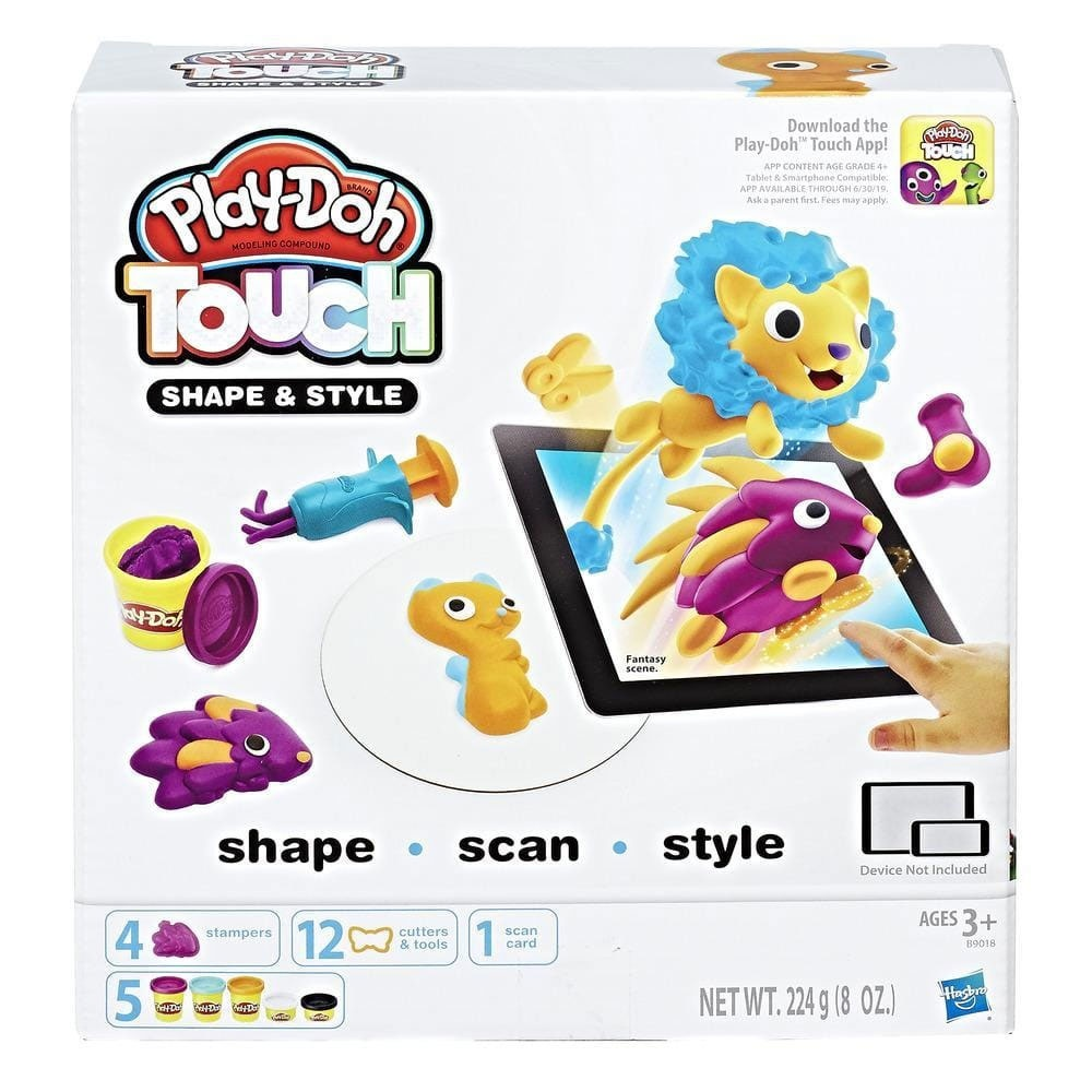 Play-Doh Touch Haare Boosterset
