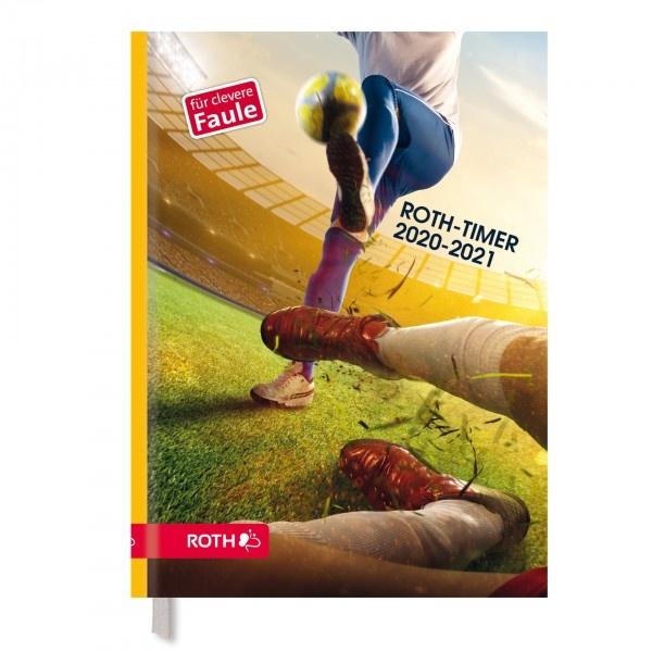 Roth Schülerkalender A5 Für clevere Faule Foul