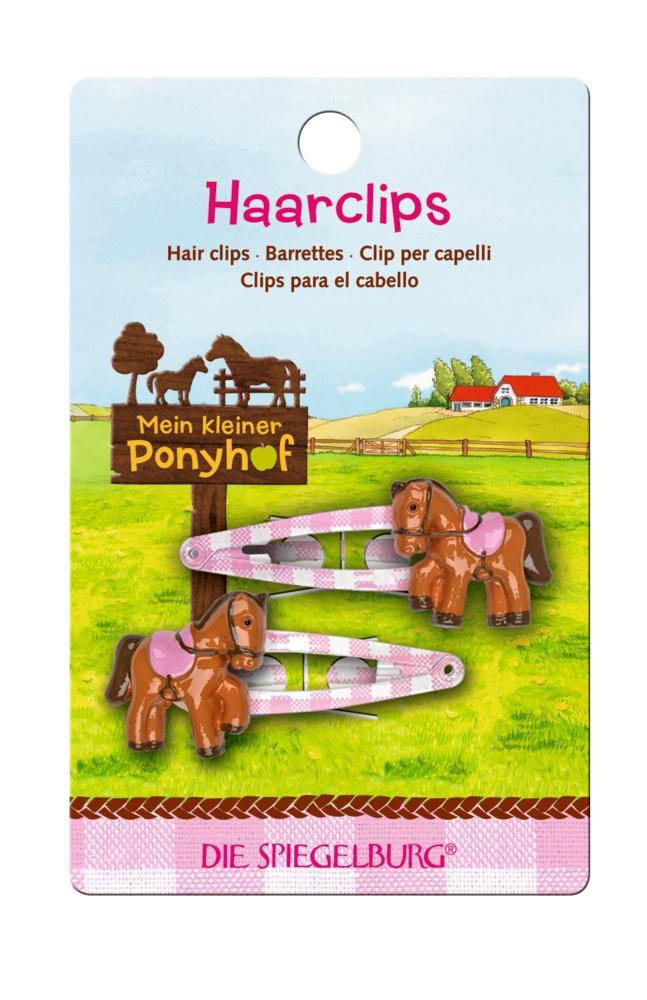 Spiegelburg Mein kleiner Ponyhof Haarclips