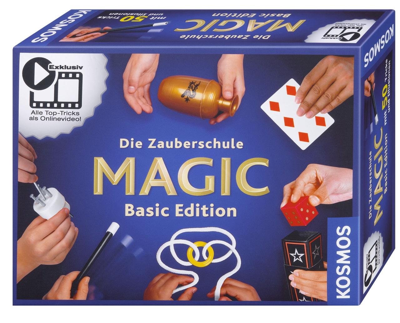 Zauberschule Magic Basic von Kosmos