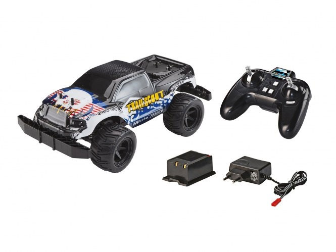 Revell 24814 Car Trail Scout