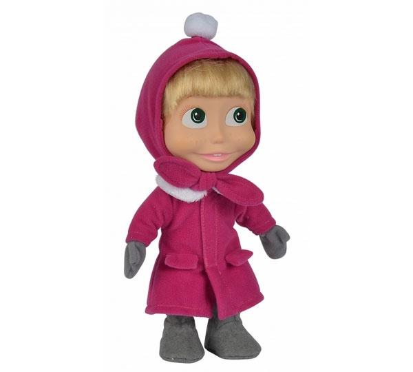 Masha Weichkörper-Puppe 23 cm