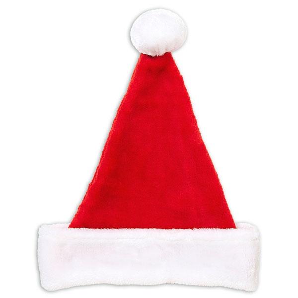 Kostüm-Zubehör Weihnachtsmannmütze
