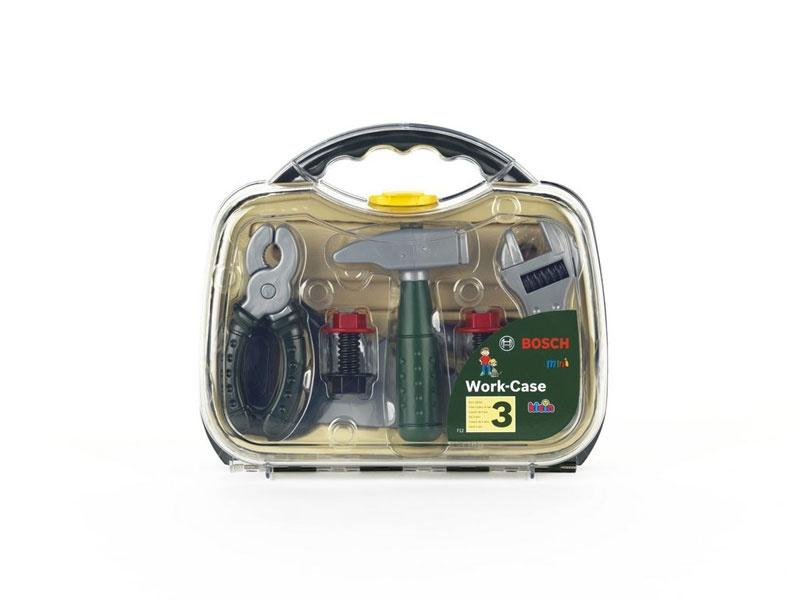 Bosch Werkzeugkoffer gefüllt für Kinder