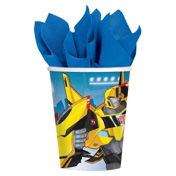 Transformers Partybecher