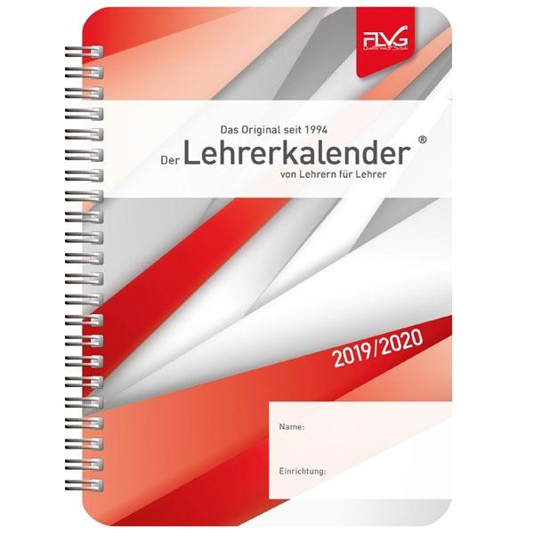 FLVG Lehrerkalender von Lehrern für Lehrer 2019/2020 A5