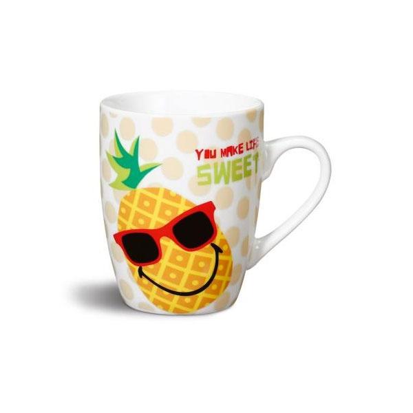 Smiley World Tasse Ananas