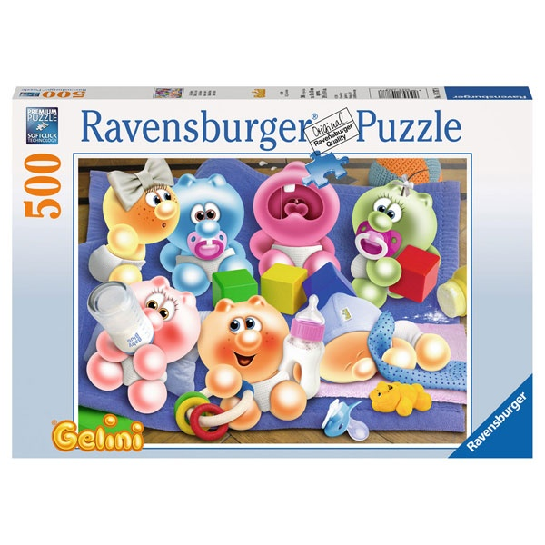 Ravensburger Puzzle Gelini Baby 500 Teile