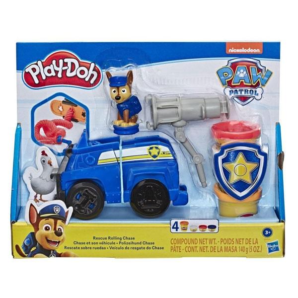 Play-Doh Paw Patrol Polizeihund Chase Polizeiauto