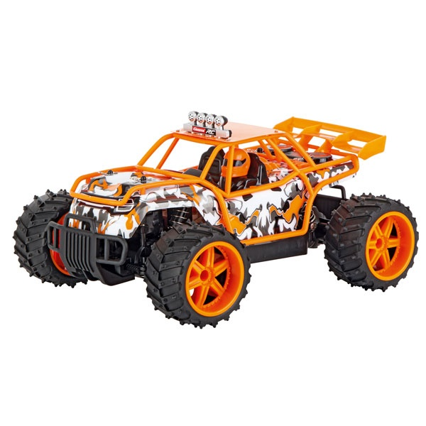 Carrera RC 2,4GHz 4WD Truck Buggy