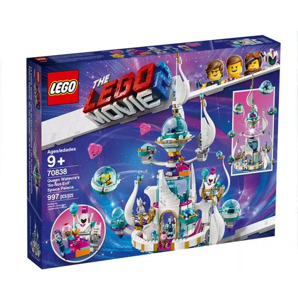 Lego The Lego Movie 2 70838 Königin Wasimma Si Willis