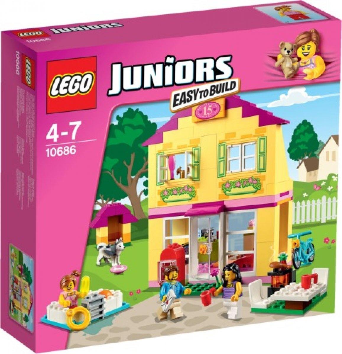 Lego Juniors 10686 Einfamilienhaus