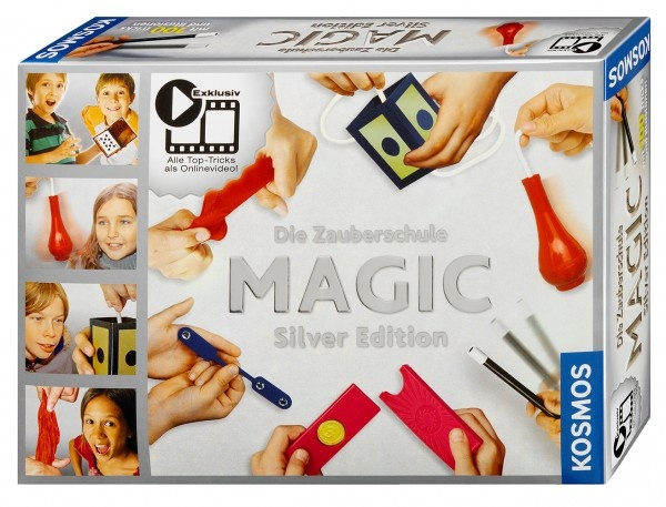 Die Zauberschule Magic Silver Edition