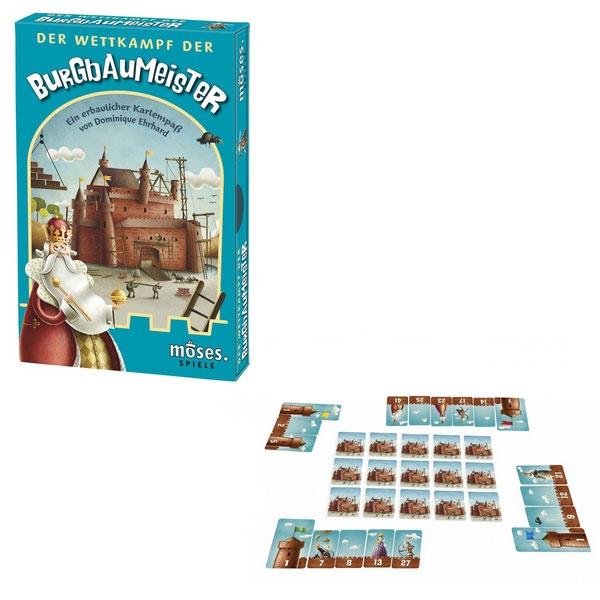 Burgbaumeister Kartenspiel