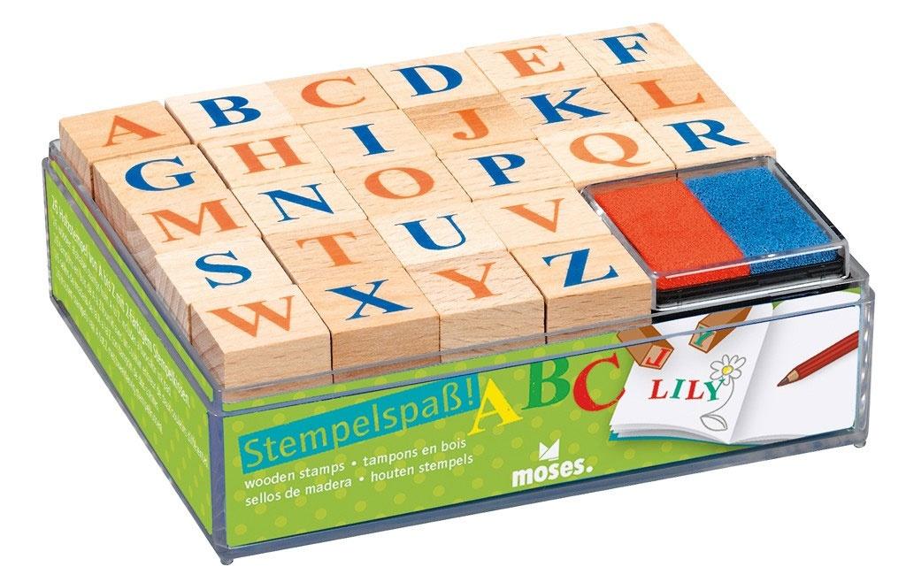 Stempelbox A-Z