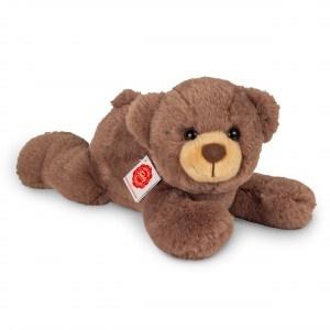 Teddy Hermann Plüschfigur Teddy liegend 32 cm