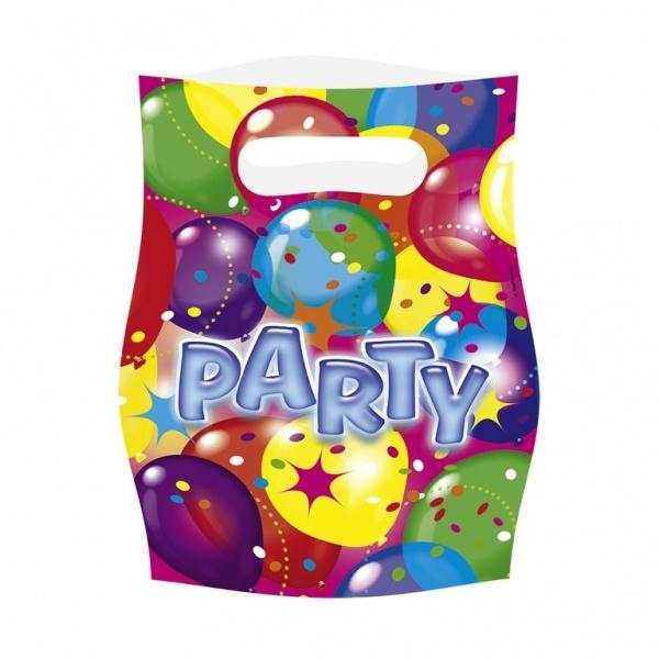 Partytüten Ballon Party