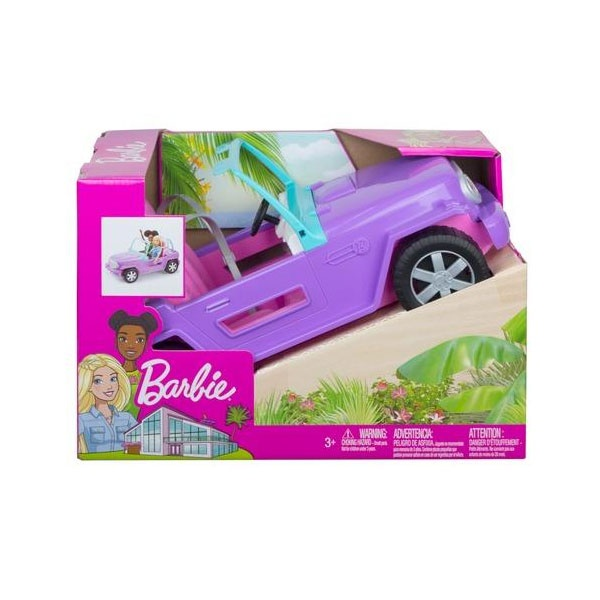 Barbie Beach Strand Jeep