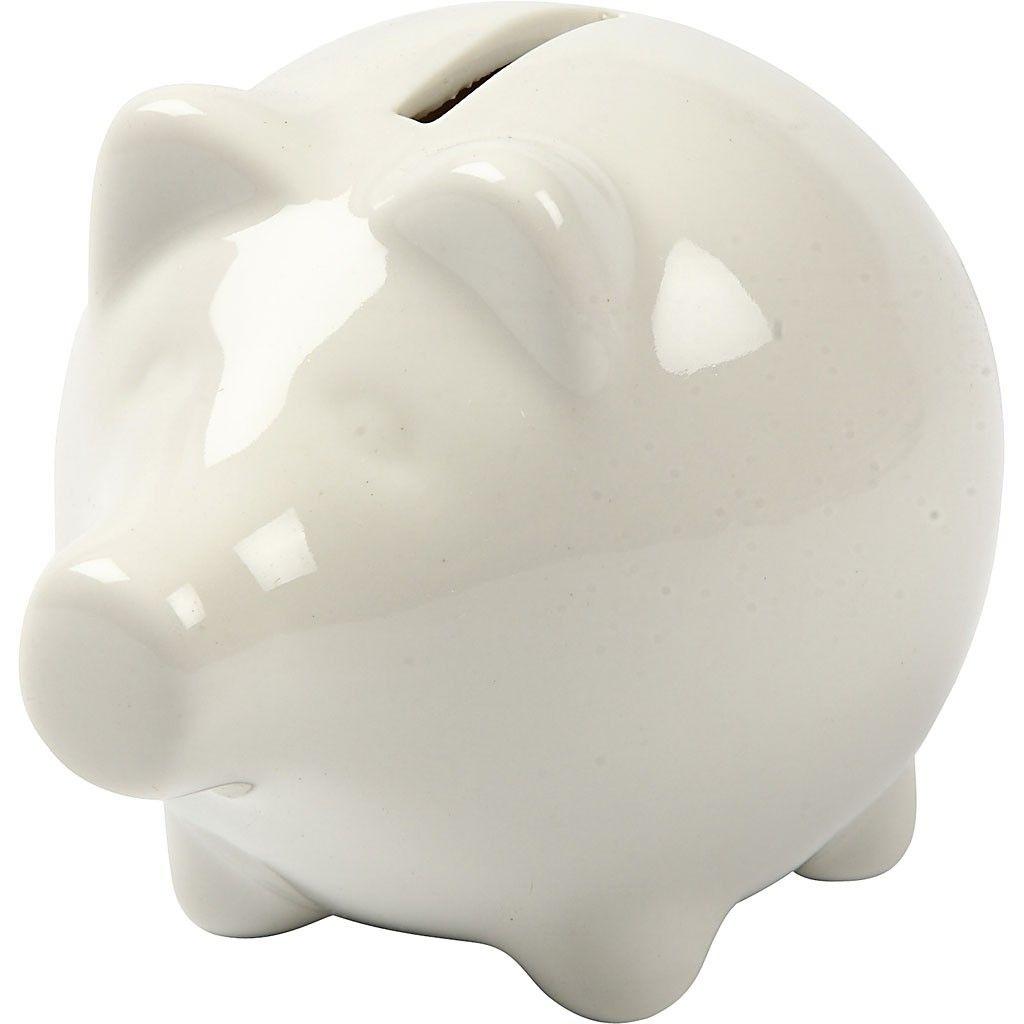 Sparschwein 8 x 8,5 cm