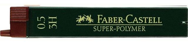 Faber Castell Feinmine Super-Polymer 0,5mm 3H