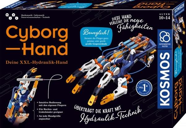 Experimentierkasten - Cyborg-Hand