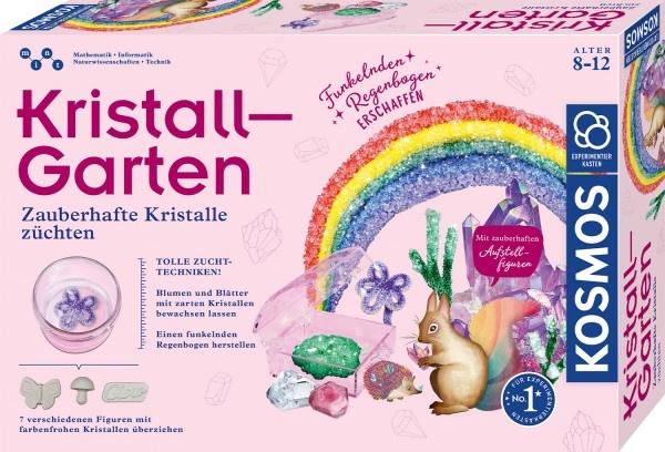 Experimentierkasten - Kristall- Garten züchten