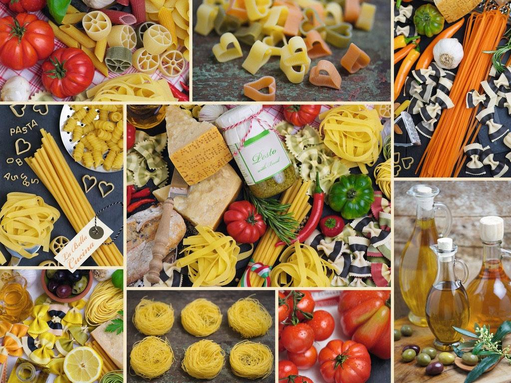 Ravensburger Puzzle Zeit für Pasta 1500 Teile
