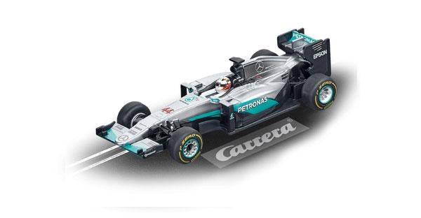 Carrera Digital 143 Mercedes F1 W07 Hybrid Hamilton
