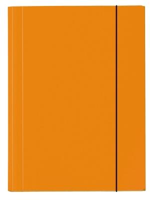 Sammelmappe A3 orange