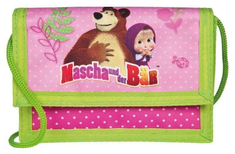 Mascha und der Bär Geldbeutel