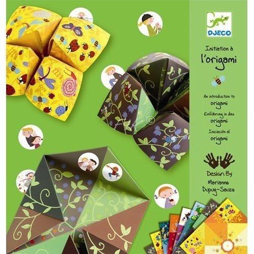 Djeco Bastelset Origami Fingerspiel