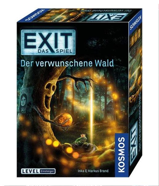 Exit Das Spiel - Der verwunschene Wald von Kosmos