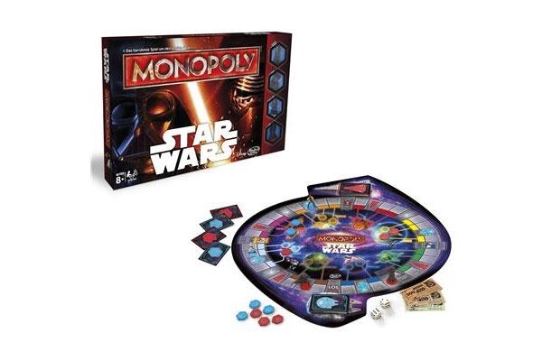 Monopoly Star Wars von Hasbro
