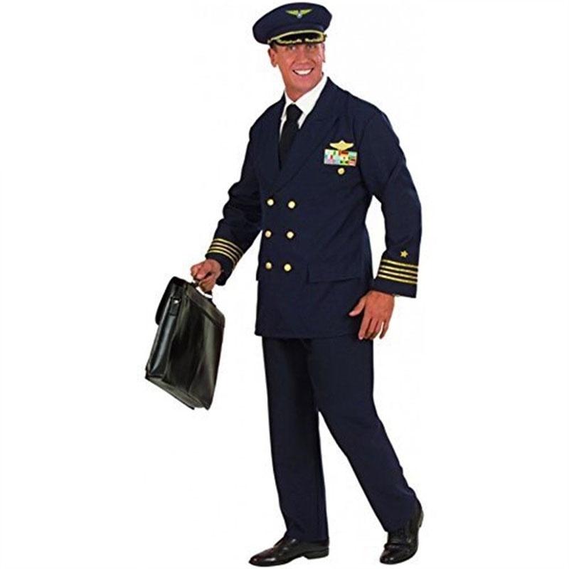 Kostüm Pilot Gr. S