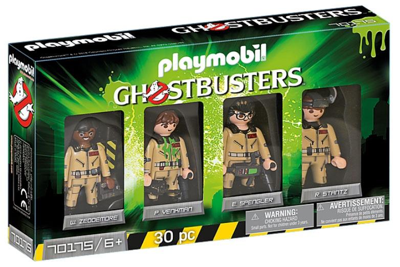 Playmobil 70175 Ghostbusters Figurenset