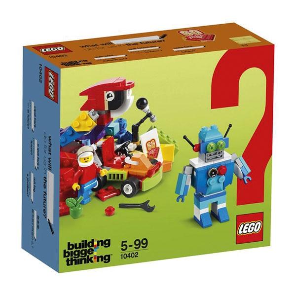 Lego Classic 10402 Spaß in der Zukunft