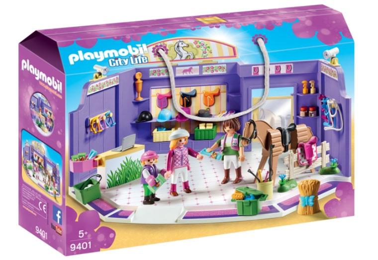 Playmobil 9401 City Life Reitsportgeschäft
