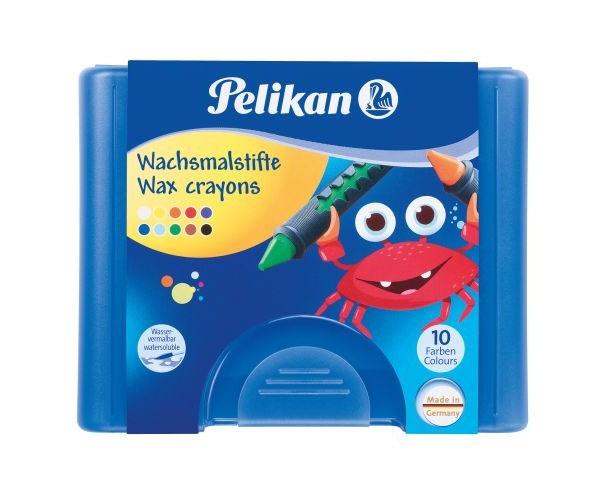 Pelikan Wachsmalstifte 655/10
