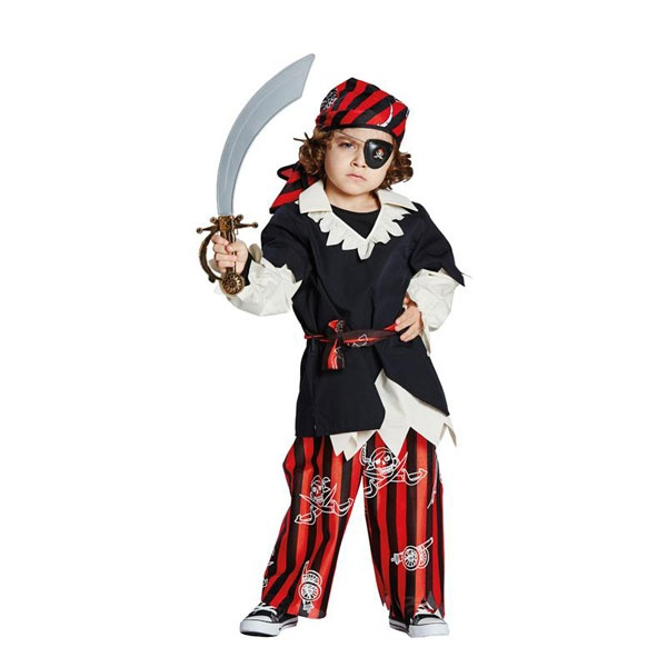 Kostüm Pirat 164