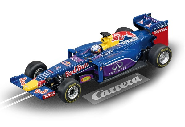Carrera Digital 143 Infiniti Red Bull Racing RB11 Ricciardo